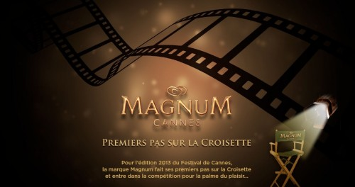 la plage priv e de la marque magnum au festival de cannes 2013 in the mood for film festivals. Black Bedroom Furniture Sets. Home Design Ideas